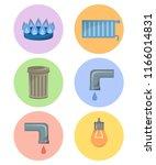 different types of utilities ...   Shutterstock .eps vector #1166014831