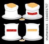 vector illustration for bags... | Shutterstock .eps vector #1166031757