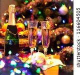 new year celebration | Shutterstock . vector #116604505