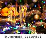 new year celebration | Shutterstock . vector #116604511