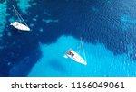 aerial drone bird's eye view... | Shutterstock . vector #1166049061