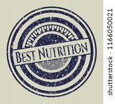 blue best nutrition distressed...