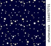 Stars. Vector Seamless. Patter...