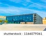 mucem museum of european and... | Shutterstock . vector #1166079361