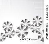 vector design   eps10... | Shutterstock .eps vector #116616871