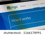 london  uk   august 28th 2018 ...   Shutterstock . vector #1166178991