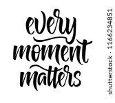 Every Moment Matter Modern...