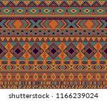 peruvian american indian... | Shutterstock .eps vector #1166239024