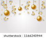 vector happy new year... | Shutterstock .eps vector #1166240944