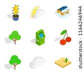 critical vital icons set.... | Shutterstock . vector #1166246944