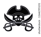 piracy   the concept of cyber... | Shutterstock . vector #1166255131