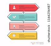 vector info graphics for your... | Shutterstock .eps vector #1166256487