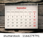 september 1  2018 in the... | Shutterstock . vector #1166279791