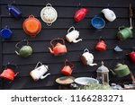 Old Tea And Coffee Pots And All ...