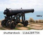 royal dockyard  bermuda   june...   Shutterstock . vector #1166289754