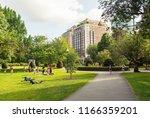 boston  massachusetts   august... | Shutterstock . vector #1166359201