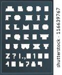 type | Shutterstock .eps vector #116639767
