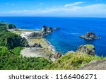 pictures from green island ... | Shutterstock . vector #1166406271
