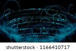 3d render abstract background....   Shutterstock . vector #1166410717