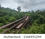 haflong hill  dima hasao  assam ... | Shutterstock . vector #1166451244