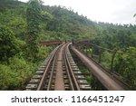 haflong hill  dima hasao  assam ... | Shutterstock . vector #1166451247