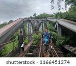 haflong hill  dima hasao  assam ... | Shutterstock . vector #1166451274