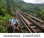 haflong hill  dima hasao  assam ... | Shutterstock . vector #1166451301