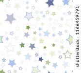 seamless vector repetitive... | Shutterstock .eps vector #1166459791