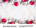 christmas and new year holidays ... | Shutterstock . vector #1166475757