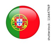 the portuguese flag in the form ... | Shutterstock . vector #116647969