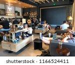 los angeles  ca  august 26 ...   Shutterstock . vector #1166524411