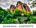 Liverpool Cathedral Perched...