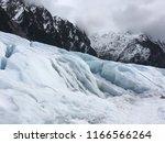 franz josef glacier  south...   Shutterstock . vector #1166566264