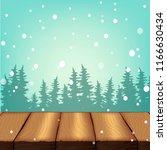 christmas background.snow...   Shutterstock .eps vector #1166630434