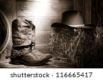 American West Rodeo Authentic...