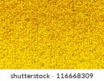 yellow carpet texture | Shutterstock . vector #116668309