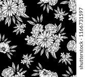 abstract elegance seamless... | Shutterstock . vector #1166731597