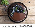 fresh delicious homemade... | Shutterstock . vector #1166803504