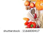 happy thanksgiving day... | Shutterstock . vector #1166830417