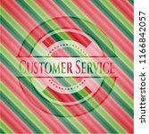 customer service christmas...   Shutterstock .eps vector #1166842057
