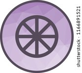 wheel  wooden  agriculture | Shutterstock .eps vector #1166891521