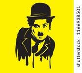 Charlie Chaplin Illiustration...