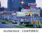 cracow krakow poland   28... | Shutterstock . vector #1166938831