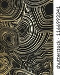 marble gold vector texture on... | Shutterstock .eps vector #1166993341
