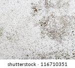 old plaster wall | Shutterstock . vector #116710351