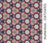 pattern background geometric | Shutterstock . vector #1167116521