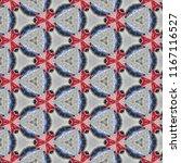 pattern background geometric | Shutterstock . vector #1167116527