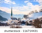 Winter Village  Austria