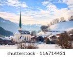 Winter Village  Austria
