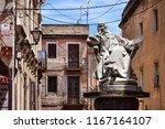 spain  catalonia  figueres ... | Shutterstock . vector #1167164107
